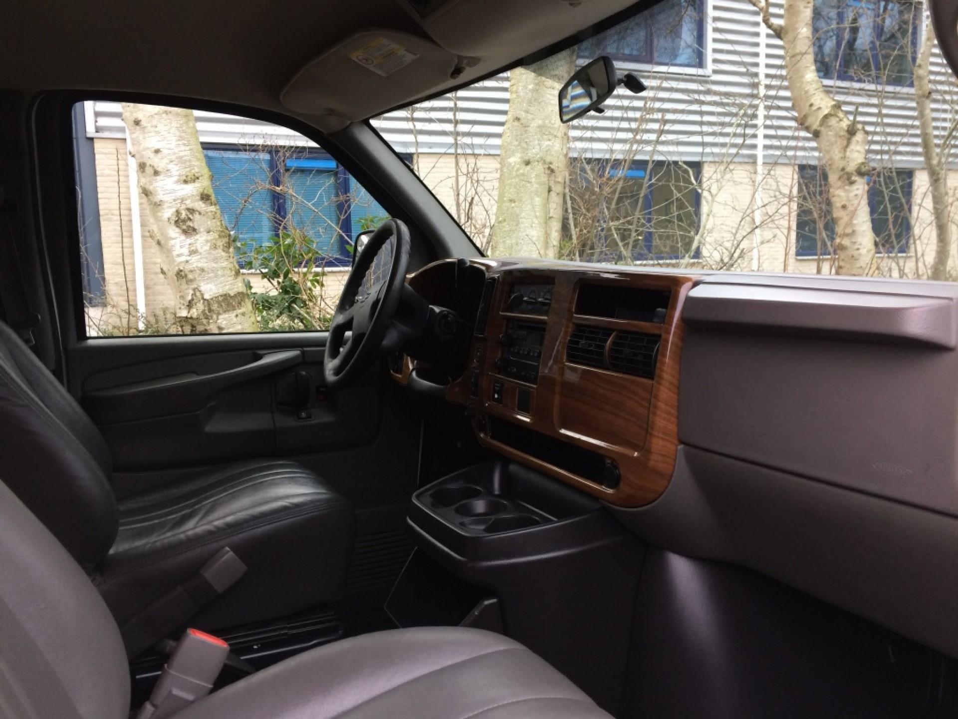 Chevrolet Chevy Van 2500 Express 4.8 V8 LPG G3 GMC MARGE ...