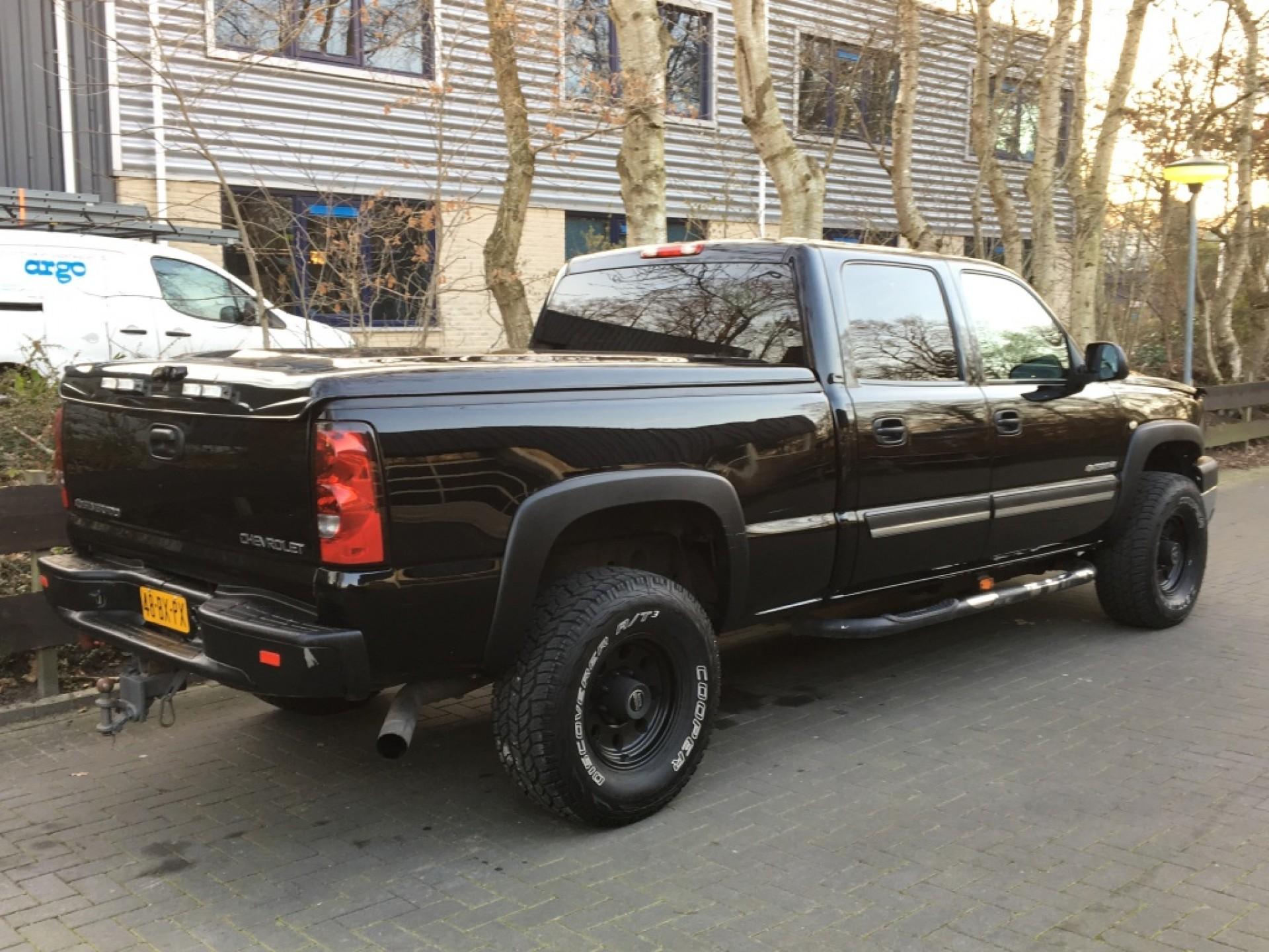 Chevrolet Pick Up Silverado K2500 Hd 4x4 6 6 V8 Duramax